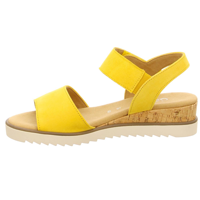 GABOR Schuhe - Sandale mango   zubischuhe.ch online