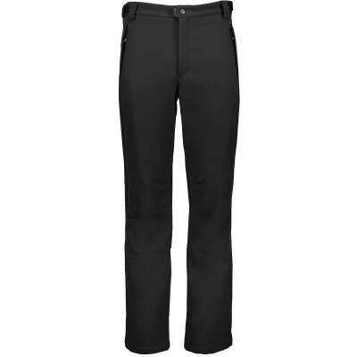 CMP Damen ZipOff Pant Stretch Hose antracite-nero